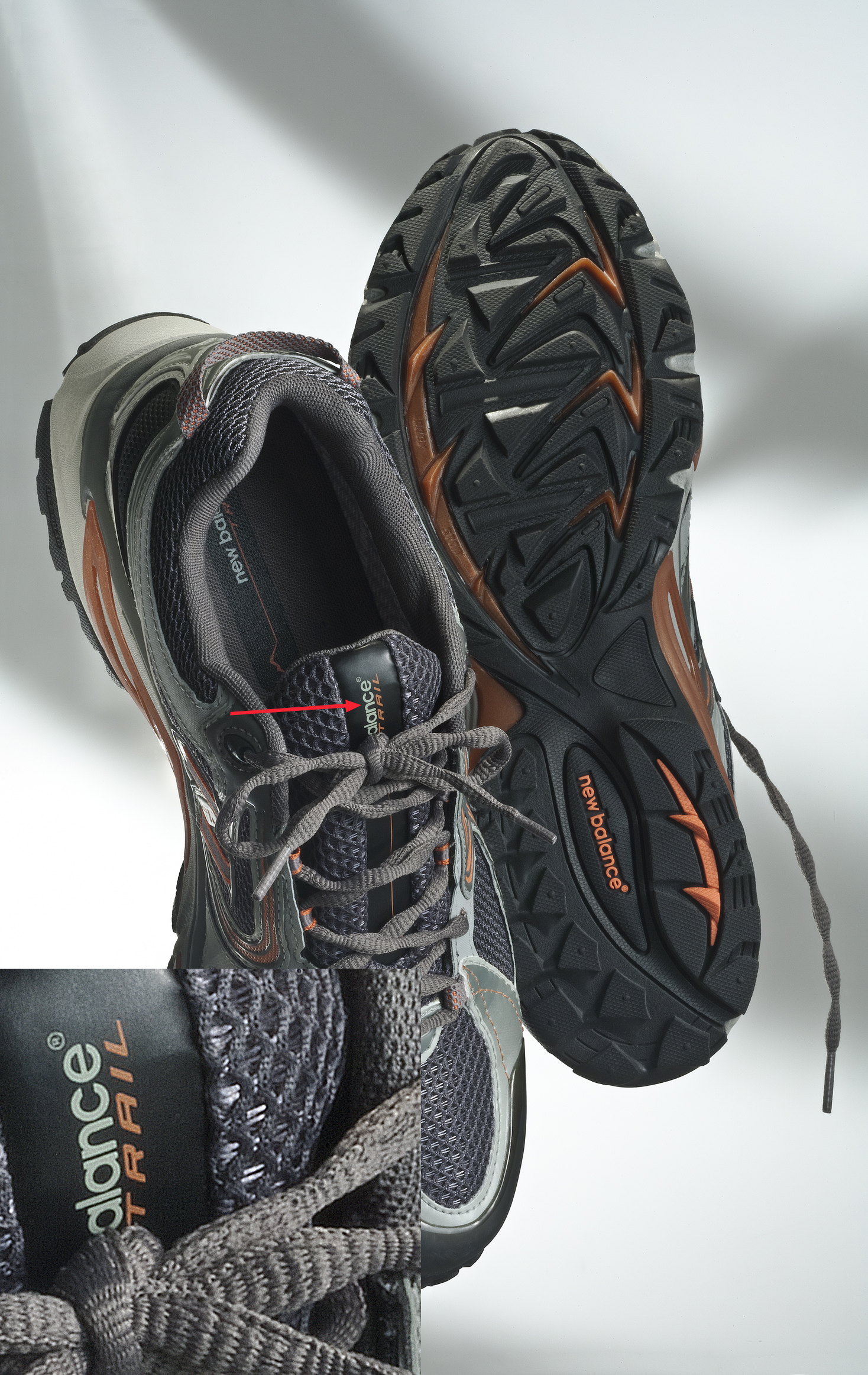 Photo of sneakers taken with a Canon 5DII on a MultiStitch