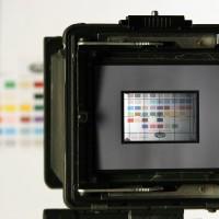 Photo of ground glass mask for full frame DSLR MultiStitch